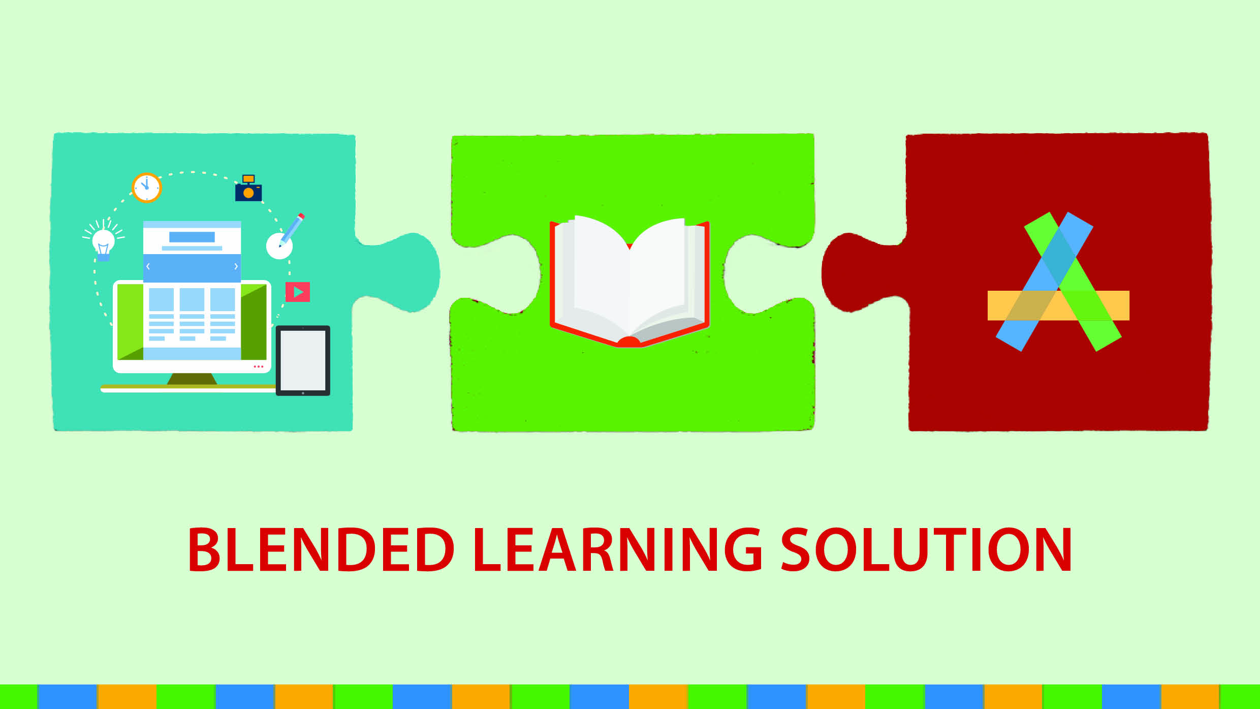 Blended Learning Solution