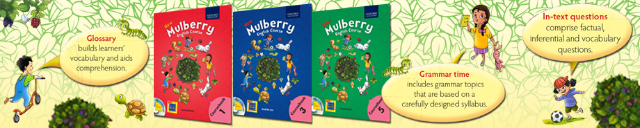New Mulberry English Course